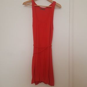 Velvet by Graham & Spencer Coral Dress